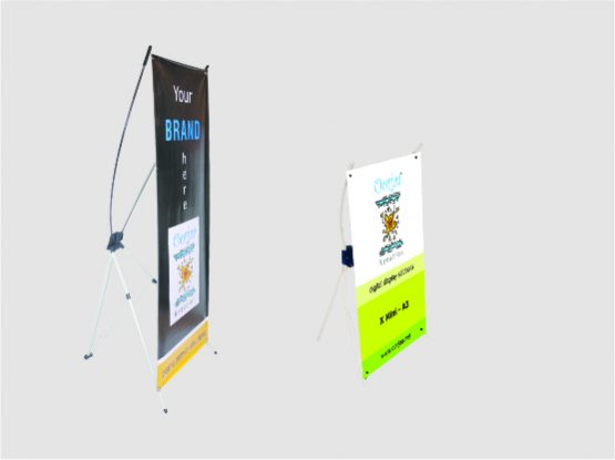 X Banner Stand fe