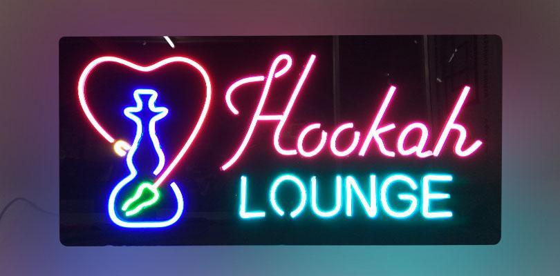 OD LED Neon - Hookah Lounge