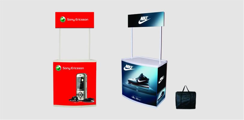 PVC Promotion Desk