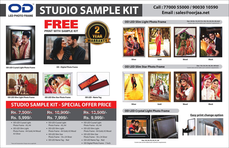 Studios Sample Kit