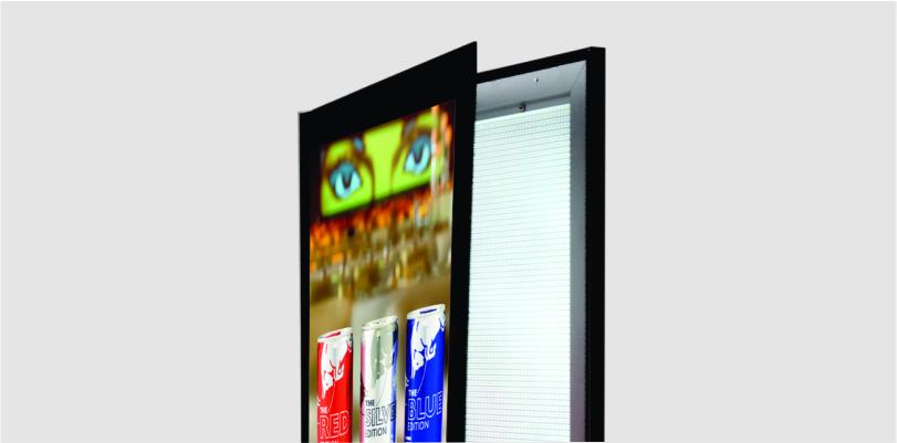 LED Slim Magnet Light Box