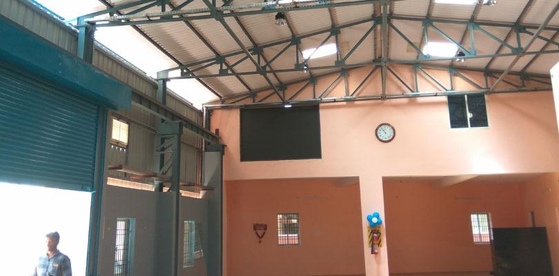 Indoor LED Wall